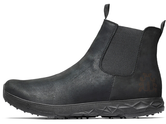 Icebug M's Wander BUGrip Shoes Black